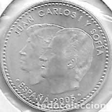 Monedas Juan Carlos I - MONEDA PLATA ESPAÑA 12 EURO 2005. KM#1067. - 140148430