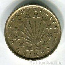 Monnaies Juan Carlos I: 100 (CIEN) PESETAS JUAN CARLOS I AÑO 1993. Lote 141499686