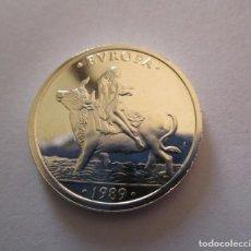Monedas Juan Carlos I: 1 ECU DE 1989 . PLATA . CON CERTIFICADO. Lote 142528082
