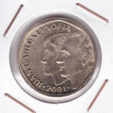 Monedas Juan Carlos I: ESPAÑA JUAN CARLOS I : 500 PESETAS 2001 SIN CIRCULAR . Lote 142892274