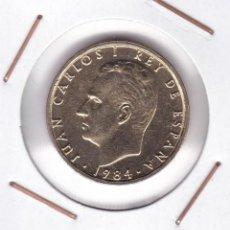 Monedas Juan Carlos I: ESPAÑA JUAN CARLOS I :100 PESETAS 1984 ( FLOR DE LIS HACIA EL REVERSO ) SIN CIRCULAR. Lote 142894474