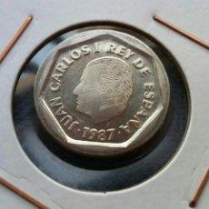 Monedas Juan Carlos I: 200 PESETAS 1987. Lote 142940281