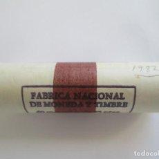 Monedas Juan Carlos I: JUAN CARLOS I * 25 PESETAS 1982 * CARTUCHO CON 40 MONEDAS. Lote 143061210