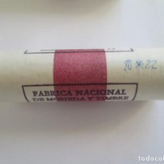 Monedas Juan Carlos I: JUAN CARLOS I * 25 PESETAS 1980*82 * CARTUCHO CON 40 MONEDAS. Lote 143063210