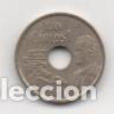 Monedas Juan Carlos I: MONEDA 25 PESETAS JUAN CARLOS I - AÑO 2000 - CIRCULADA COMO NUEVA ESPAÑA. Lote 143089834
