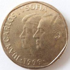 Monedas Juan Carlos I: MONEDA S/C 500 PTAS 1999. Lote 143157928