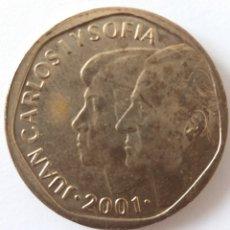 Monedas Juan Carlos I: MONEDA S/C 500 PTAS 2001. Lote 143158050
