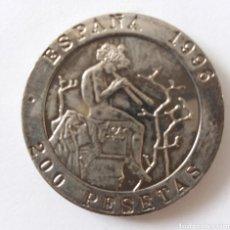 Monedas Juan Carlos I: MONEDA S/C 200 PTAS 1996. Lote 143208553