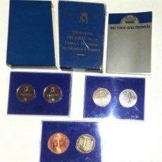 Monedas Juan Carlos I: ESPAÑA 500 PESETAS 1987 PRUEBAS 25 ANIVERSARIO ASÍ NACE UNA MONEDA. Lote 143226538