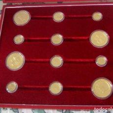 Monedas Juan Carlos I: EL ORO DE LAS OLIMPIADAS DE BARCELONA.. Lote 143565266