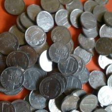 Monedas Juan Carlos I: LOTE DE 105 MONEDAS DE UNA PESETA 1998. Lote 143807513