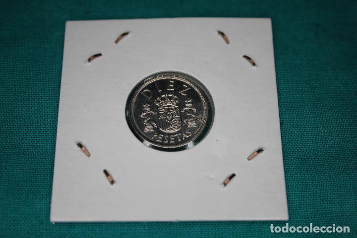 Monedas Juan Carlos I: España 10 pesetas Juan Carlos I 1983 S/C - Foto 2 - 143851546