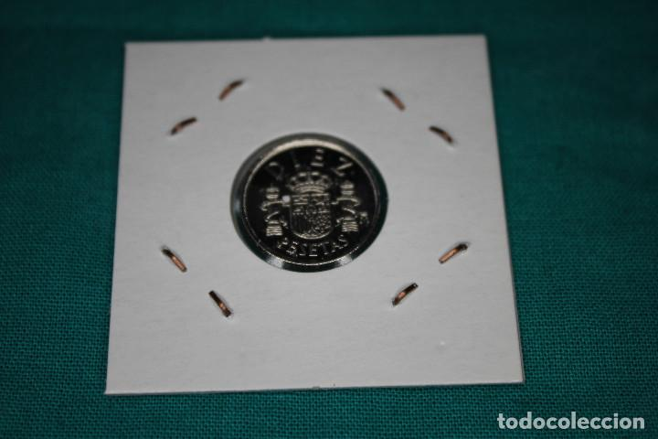 Monedas Juan Carlos I: España 10 pesetas Juan Carlos I 1985 S/C - Foto 2 - 143851582