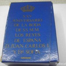 Monedas Juan Carlos I: 500 PESETAS DE 1987. ESTUCHE COMPLETO DE ASÍ NACE UNA MONEDA. Lote 144031406