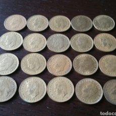 Monedas Juan Carlos I: MONEDAS 1 PESETA 1975. Lote 144556336