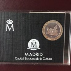 Monedas Juan Carlos I: MONEDA AÑO 1992 200 PTA (PLATA): PLAZA DE CIBELES. Lote 145102225