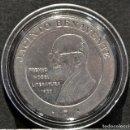 Monedas Juan Carlos I: 200 PESETAS JUAN CARLOS I 1997 ESPAÑA JACINTO BENAVENTE PREMIO NOBEL LITERATURA 1922. Lote 49035425