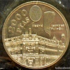 Monedas Juan Carlos I: 2000 PESETAS 1994 PLATA JUAN CARLOS I ESPAÑA. Lote 130250538