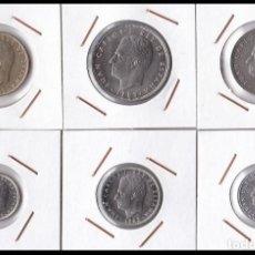 Monedas Juan Carlos I: ESPAÑA: SERIE COMPLETA AÑO 1983 SIN CIRCULAR. Lote 145898454