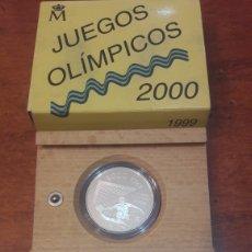 Monedas Juan Carlos I: FNMT 1999 JUEGOS OLIMOICOS 2000. MONEDA 1.000 PTAS. Lote 146198161