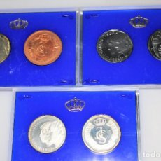 "Monedas Juan Carlos I: ESPAÑA - 500 PESETA PRUEBAS FNMT, 1987 – PLATA ""ASÍ NACE UNA MONEDA"". Lote 150037832"