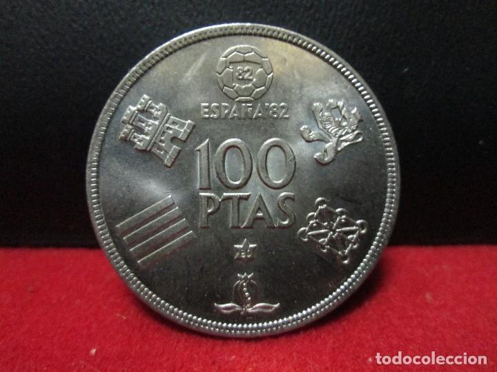 100 PESETAS 1980 ESTRELLA 80 ESPAÑA 82 (Numismática - España Modernas y Contemporáneas - Juan Carlos I)