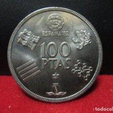 Monedas Juan Carlos I: 100 PESETAS 1980 ESTRELLA 80 ESPAÑA 82 . Lote 146560286