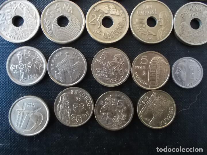 Monedas Juan Carlos I: monedas de los 90 contemporaneas Juan Carlos I - Foto 6 - 146839346