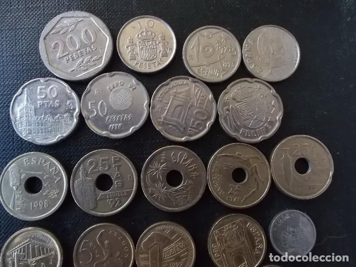 Monedas Juan Carlos I: monedas de los 90 contemporaneas Juan Carlos I - Foto 7 - 146839346