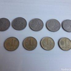 Monedas Juan Carlos I: DUROS Y PESETAS CONMEMORATIVO ESPAÑA'82 AÑO 1980. Lote 146864792