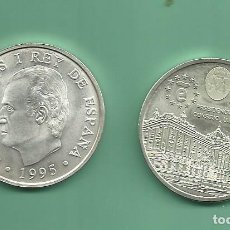 Monedas Juan Carlos I: PLATA-ESPAÑA 2000 PESETAS 1995. PRESIDENCIA U.E. Lote 177681687