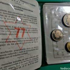 Monedas Juan Carlos I: CARTERA OFICIAL FNMT PROOF. 1977. JUAN CARLOS I.. Lote 149367785