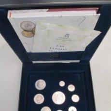 Monedas Juan Carlos I: LAS ULTIMAS PESETAS EN PLATA FNMT * TIN. Lote 149409042