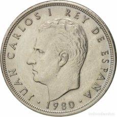 Monedas Juan Carlos I: COLECCION COMPLETA 5 PESETAS 1980 MUNDIAL'82. (80-81-82). 3 MONEDAS. Lote 112146396