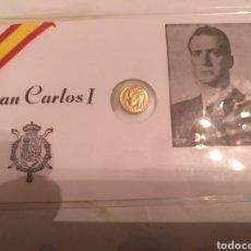 Monedas Juan Carlos I: MONEDA JUAN CARLOS I DE 22 DE NOVIEMBRE DE 1975. Lote 149509716