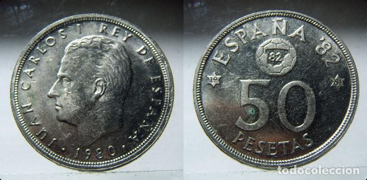 MONEDA DE JUAN CARLOS I 50 PESETAS 1980*81 (Numismática - España Modernas y Contemporáneas - Juan Carlos I)