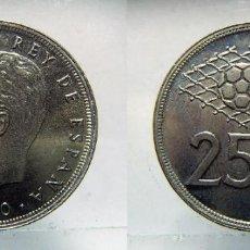 Monedas Juan Carlos I: MONEDA DE JUAN CARLOS I 25 PESETAS 1980*81 SC. Lote 149669618