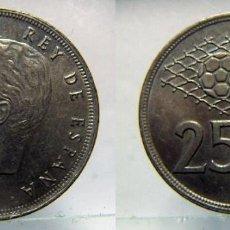 Monedas Juan Carlos I: MONEDA DE JUAN CARLOS I 25 PESETAS 1980*82 . Lote 149670430
