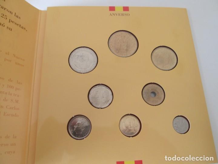 Monedas Juan Carlos I: ESPAÑA * COLECCION DE MONEDAS ESPAÑOLAS DE CURSO LEGAL * 1998 S/C * TIN - Foto 2 - 149706882