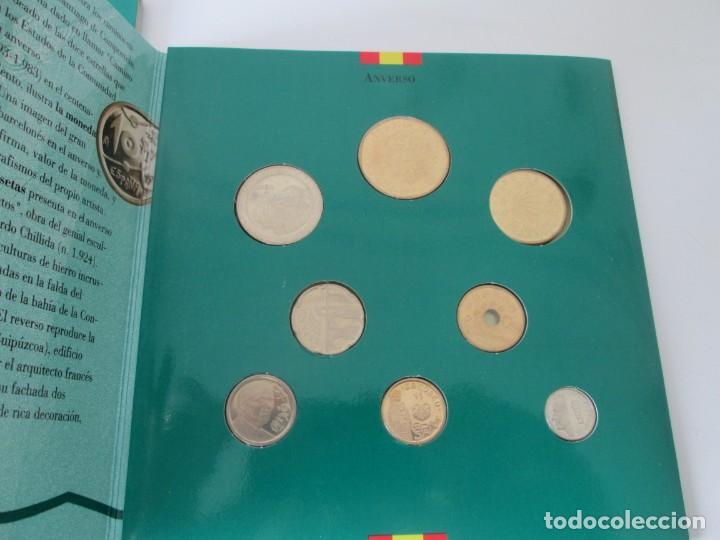 Monedas Juan Carlos I: ESPAÑA * COLECCION DE MONEDAS ESPAÑOLAS DE CURSO LEGAL * 1993 S/C * TI - Foto 2 - 149708334