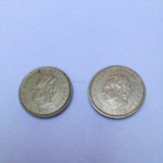 Monedas Juan Carlos I: DOS MONEDAS 100 PESETAS JUAN CARLOS I, AÑO 1996.. Lote 150957254