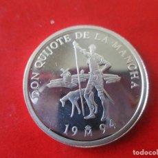 Monedas Juan Carlos I: UN ECU DE PLATA. 1994 DON QUIJOTE DE LA MANCHA. Lote 151495206