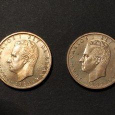 Monedas Juan Carlos I: 2 MONEDAS DE 100 PTS DE 1982 - SIN CIRCULAR (SC). Lote 152665892