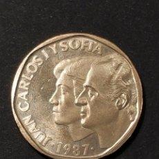 Monedas Juan Carlos I: MONEDA DE 500 PESETAS DE 1987 SIN CIRCULAR. Lote 152668525