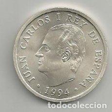 Monedas Juan Carlos I: MONEDA DE PLATA DE 2000 PESETAS AÑO 1994-MADRID ASAMBLEA FMI-NO CIRCULADA-MBC. Lote 154395238