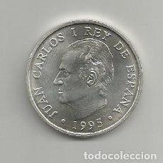 Monedas Juan Carlos I: MONEDA DE PLATA DE 2000 PESETAS AÑO 1995-PRESIDENCIA CONSEJO U.E.-NO CIRCULADA-MBC. Lote 154395462