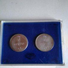 Monedas Juan Carlos I: PRUEBA EN PLATA,MONEDA 500 PESETAS, JUAN CARLOS I,1987. Lote 154474658