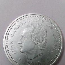 Moedas Juan Carlos I: MONEDA DE 2000 PESETAS DEL AÑO 2000 SIN CIRCULAR. Lote 240872905