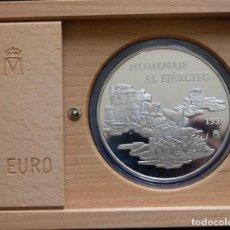 Monedas Juan Carlos I: ESPAÑA. 1998. 25 EUROS. HOMENAJE AL EJÉRCITO. Lote 156048390