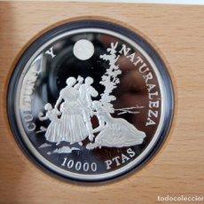 Monedas Juan Carlos I: ESPAÑA. 1996. 10.000 PESETAS CULTURA Y NATURALEZA. Lote 156084090